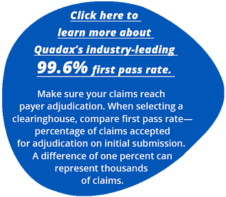 99.6%-First-Pass-Clean-Claim-Rate