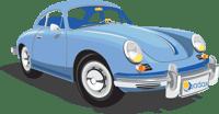 Quadax Blue Car